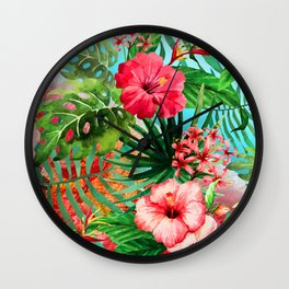 Paraiso Wall Clock