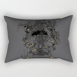 Clamped Rectangular Pillow