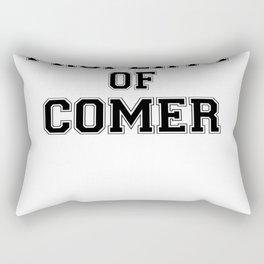 Property of COMER Rectangular Pillow