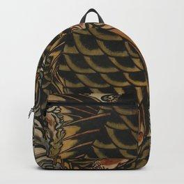 Kintaro with Carp Backpack