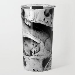 Pile of Skulls Travel Mug