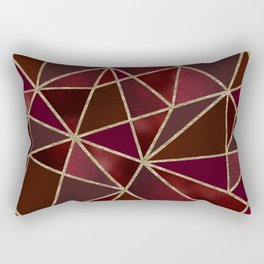 Ruby Rectangular Pillow
