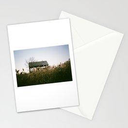 Glass Windows Stationery Cards