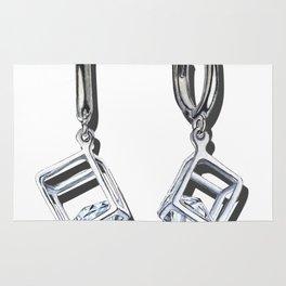 Favorite earrings Rug