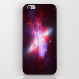 Cosmic Implosion iPhone Skin
