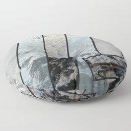 Ocean Sized Floor Pillow