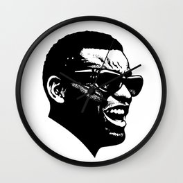 Brother Ray Wall Clock