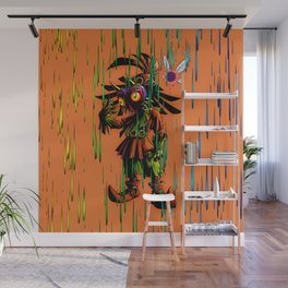 Majora Mask Wall Mural