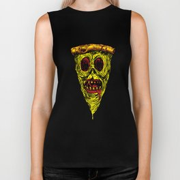 Pizza Face - Zombie Biker Tank