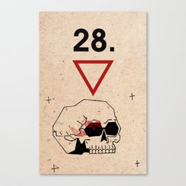 28. Canvas Print
