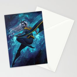 Fury of the Tempest Stationery Cards