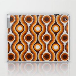 Older Patterns ~ Waves 70s Laptop & iPad Skin