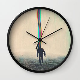 The Running Man Wall Clock