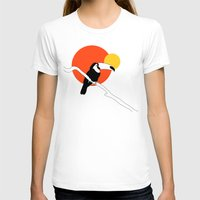 toucan T-shirts featuring Toucan by Rebekhaart