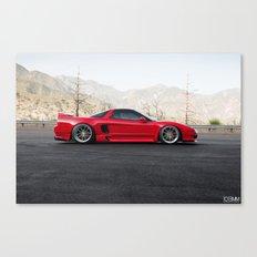 Acura NSX Canvas Print