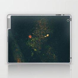 Someone Killed This Mushroom Laptop & iPad Skin