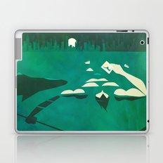 Ponce of Tides Laptop & iPad Skin