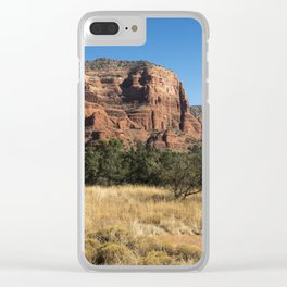 Sedona Arizona Clear iPhone Case