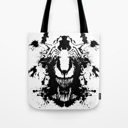 Never wound what you can't kill Tote Bag