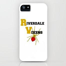 Riverdale Vixens iPhone Case