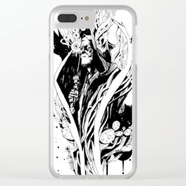 Stoner Warrior Clear iPhone Case