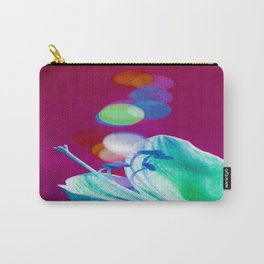 Touch the light colorful 1 Carry-All Pouch