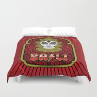 bali Duvet Covers featuring Bali Rocks by Roberlan Borges