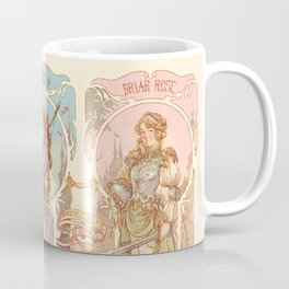 Warrior Princesses Coffee Mug