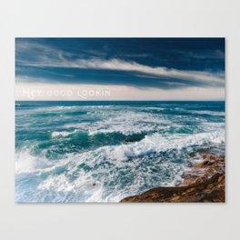 Sunset Cliffs San Diego Canvas Print