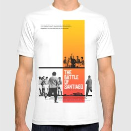 The Battle of Santiago T-shirt