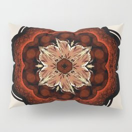 Mandala Brocade Pillow Sham