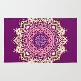 Indian Mandala ornament Rug