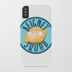 Beignet Squad iPhone X Slim Case