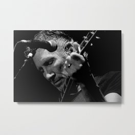 Roger Waters (Pink Floyd) - II Metal Print