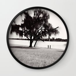 BLACK & WHITE 109 Wall Clock