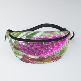 Pretty bold pink flower Fanny Pack