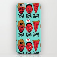 RZA, GZA, PIZZA iPhone Skin