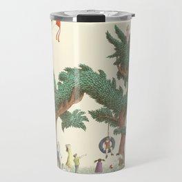 The Night Gardener - The Dragon Tree Travel Mug