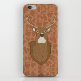 Regal Stag iPhone Skin