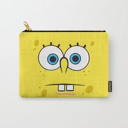 Spongebob Surprised Face Carry-All Pouch