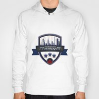 gaming Hoodies featuring Toronto Gaming by rramrattan