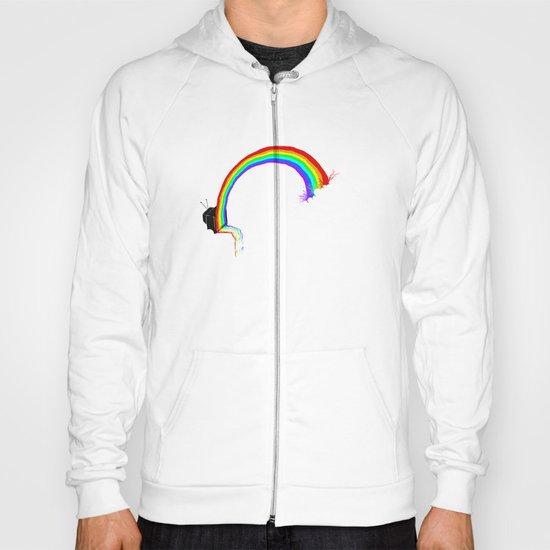 Rainbow TV Hoody