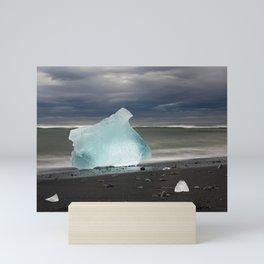 Icescape Mini Art Print