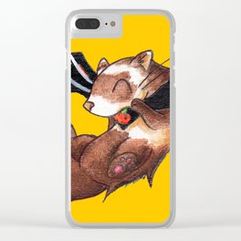 Ferretpire Clear iPhone Case