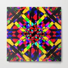 it's colorful 2 Metal Print