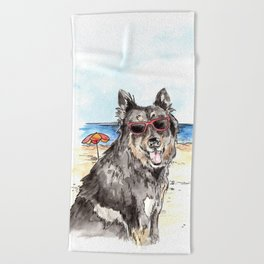 sasha Beach Towel