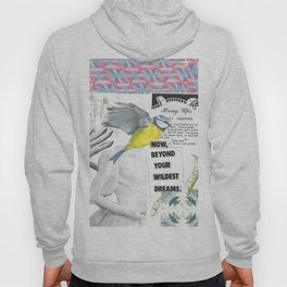 Now, Beyond Your Wildest Dreams. Hoody