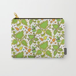 Fresh Leaves Carry-All Pouch