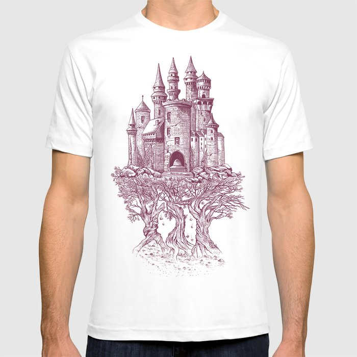 Castle in the Trees T-shirt