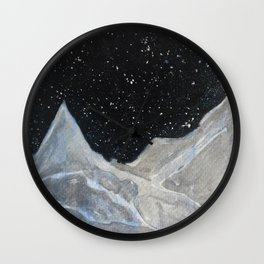 Nuit Etoilée Wall Clock